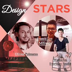 Design Star Francis Lye