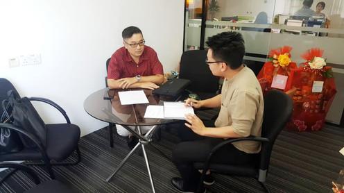 Financial Advisor Interview