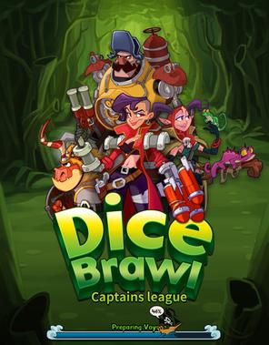 Dice Brawl : Captains League
