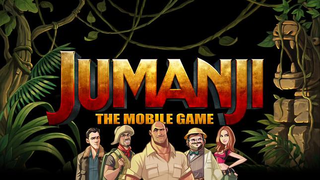 Jumanji : The Mobile Game