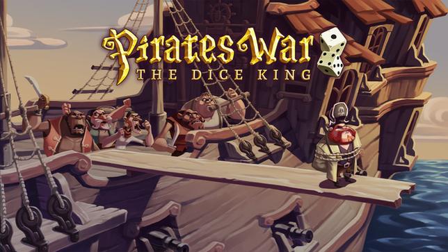 Pirates War : The Dice King