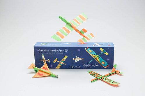 Diseña aviones planeadores II
