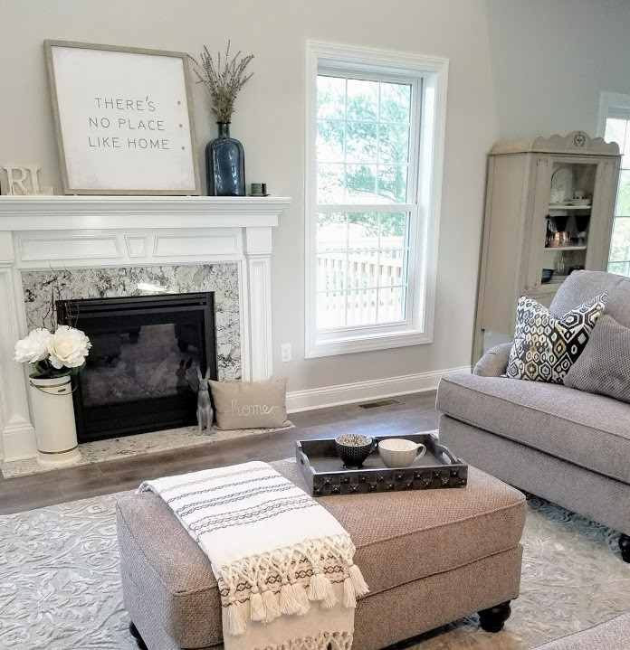 Relaxed Living by Sams | Home Staging | Living Room