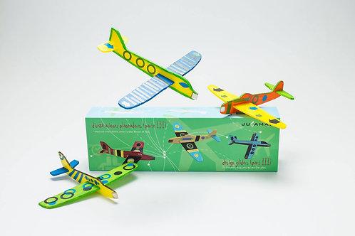 Diseña aviones planeadores III