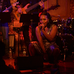 Badia @ 54 Below