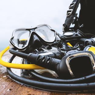 Snorkeling team event