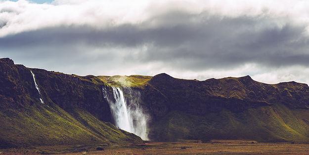 Landscape, Iceland, weddig