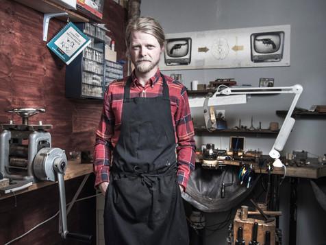 Óli Stef gullsmiður