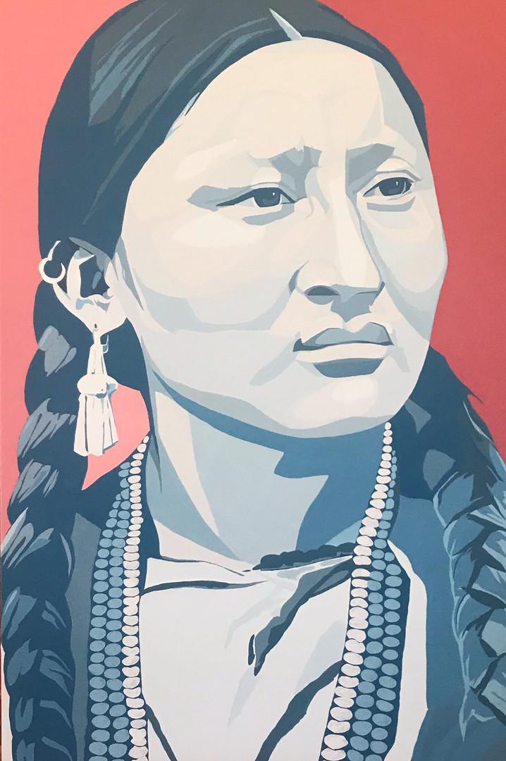 Pretty Nose, Arapaho War Chief