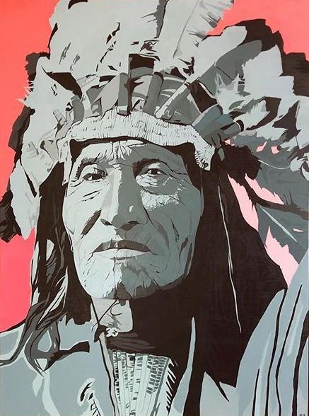 He Dog, Lakota