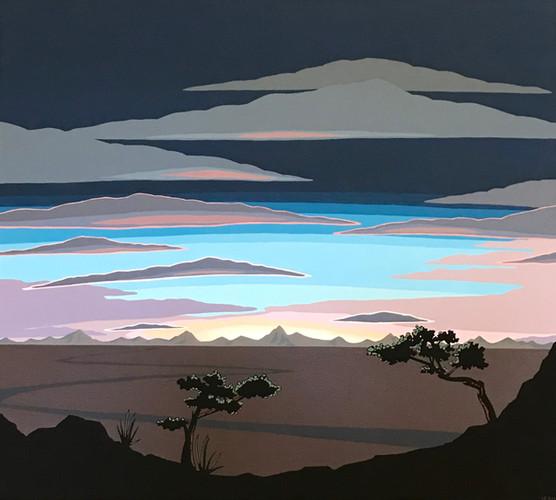 Last Light, Bighorn Mountains