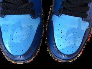 custom Kings of Leon Nike Jordan 1s