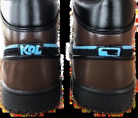 Kings of Leon custom Nikes