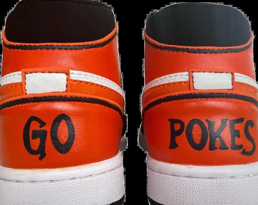 """""""Go Pokes"""""""