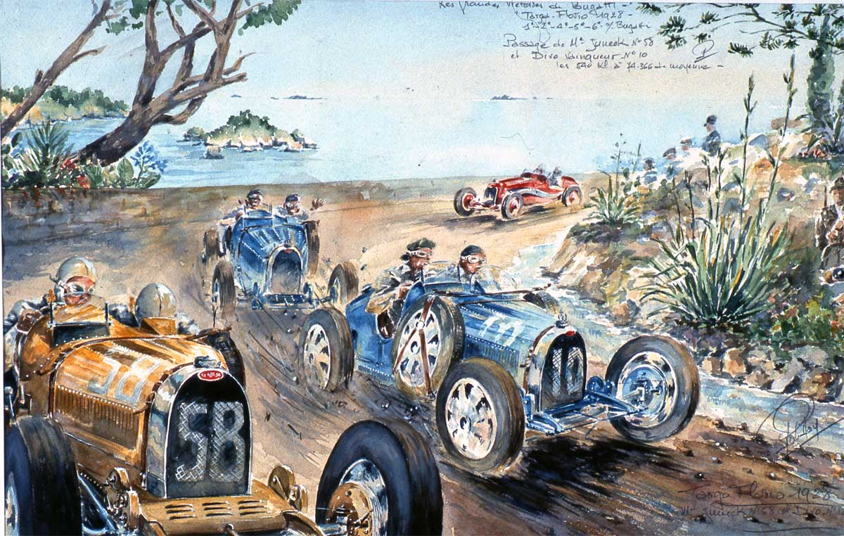 Targa Florio 1928