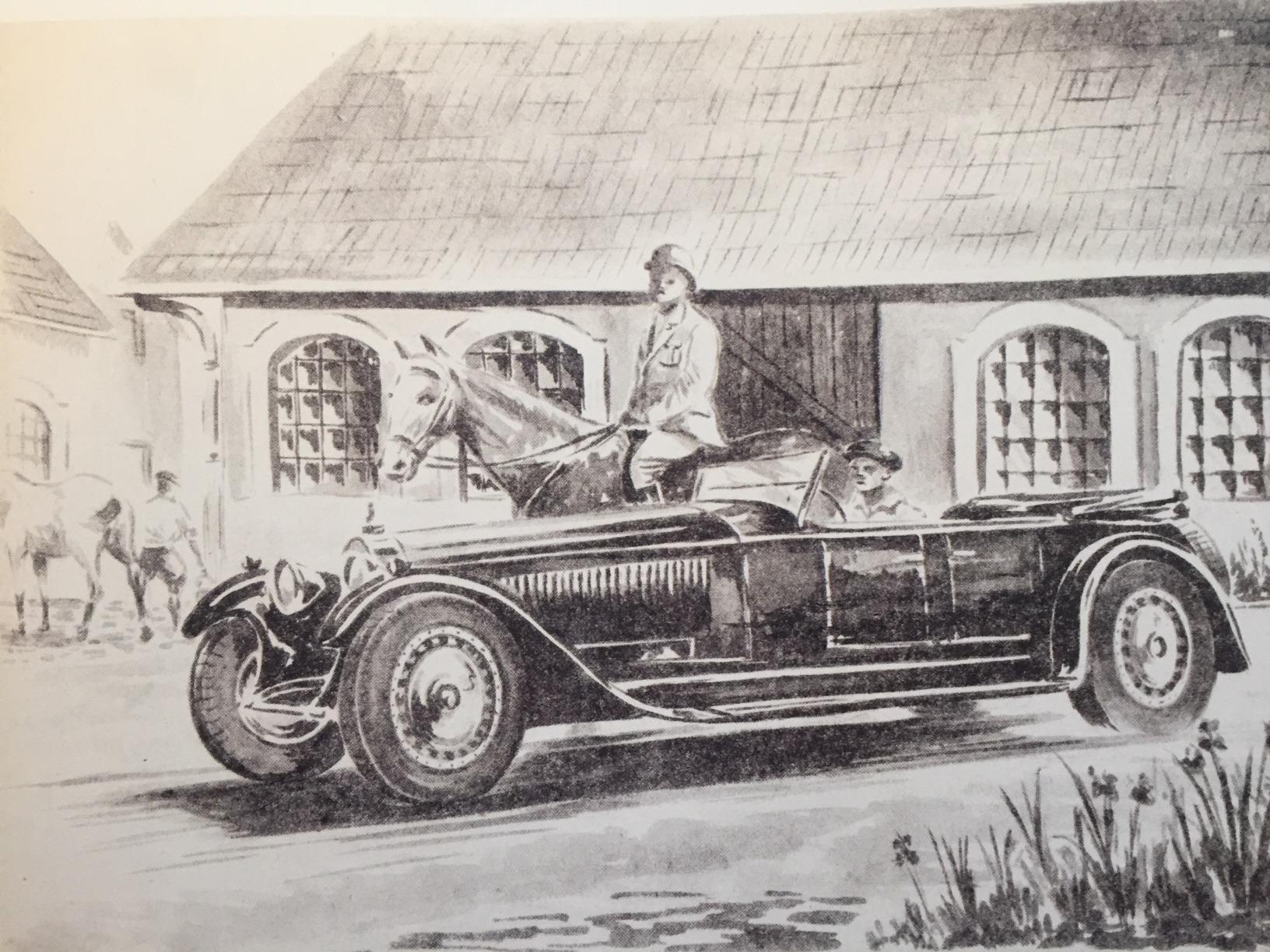La Bugatti Royale