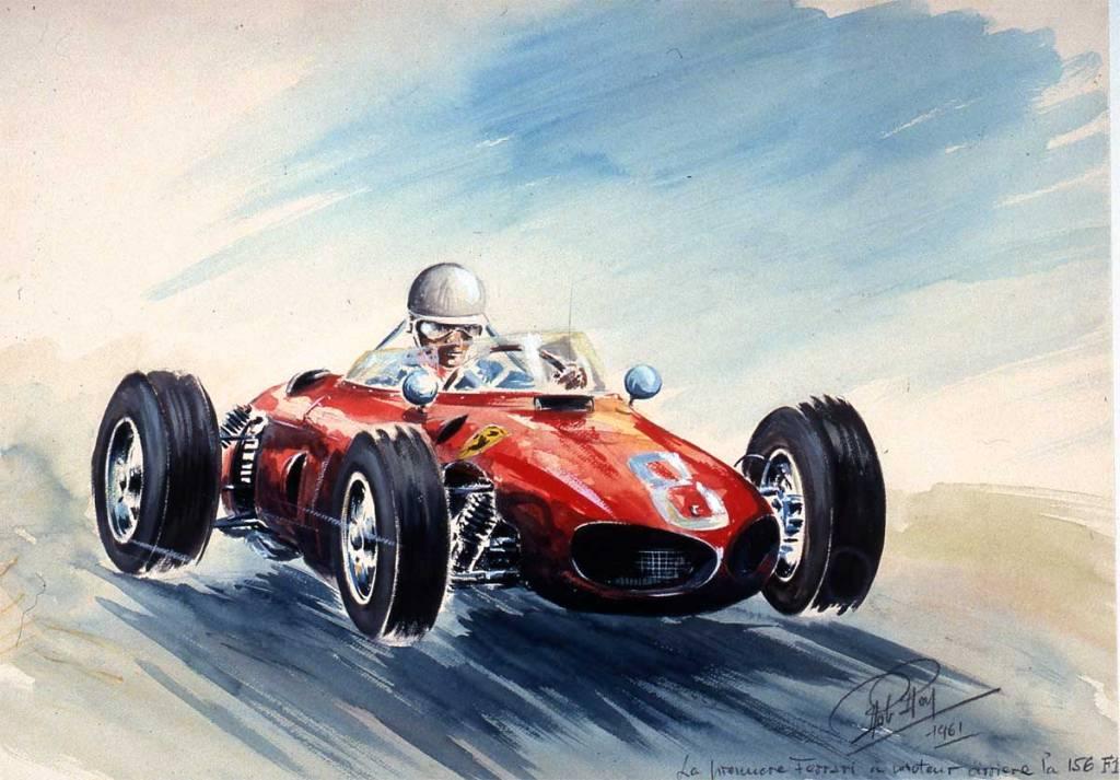 Ferrari F1 156