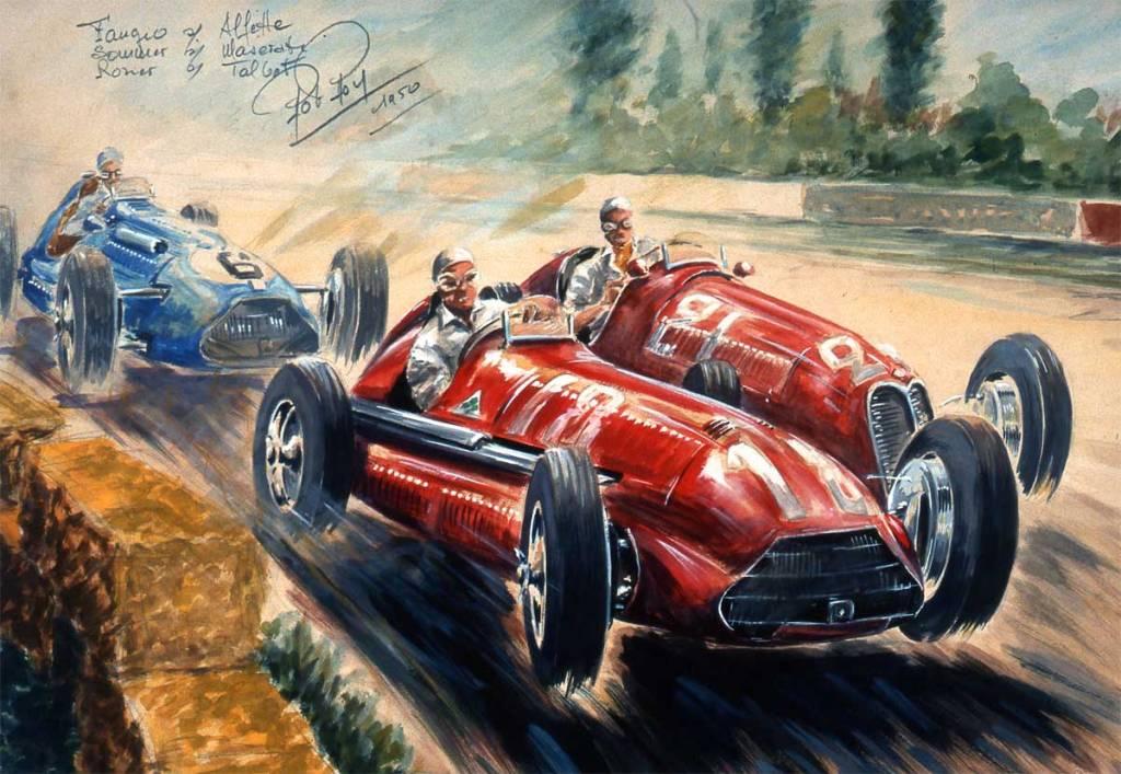 Fangio Sommer Rosier