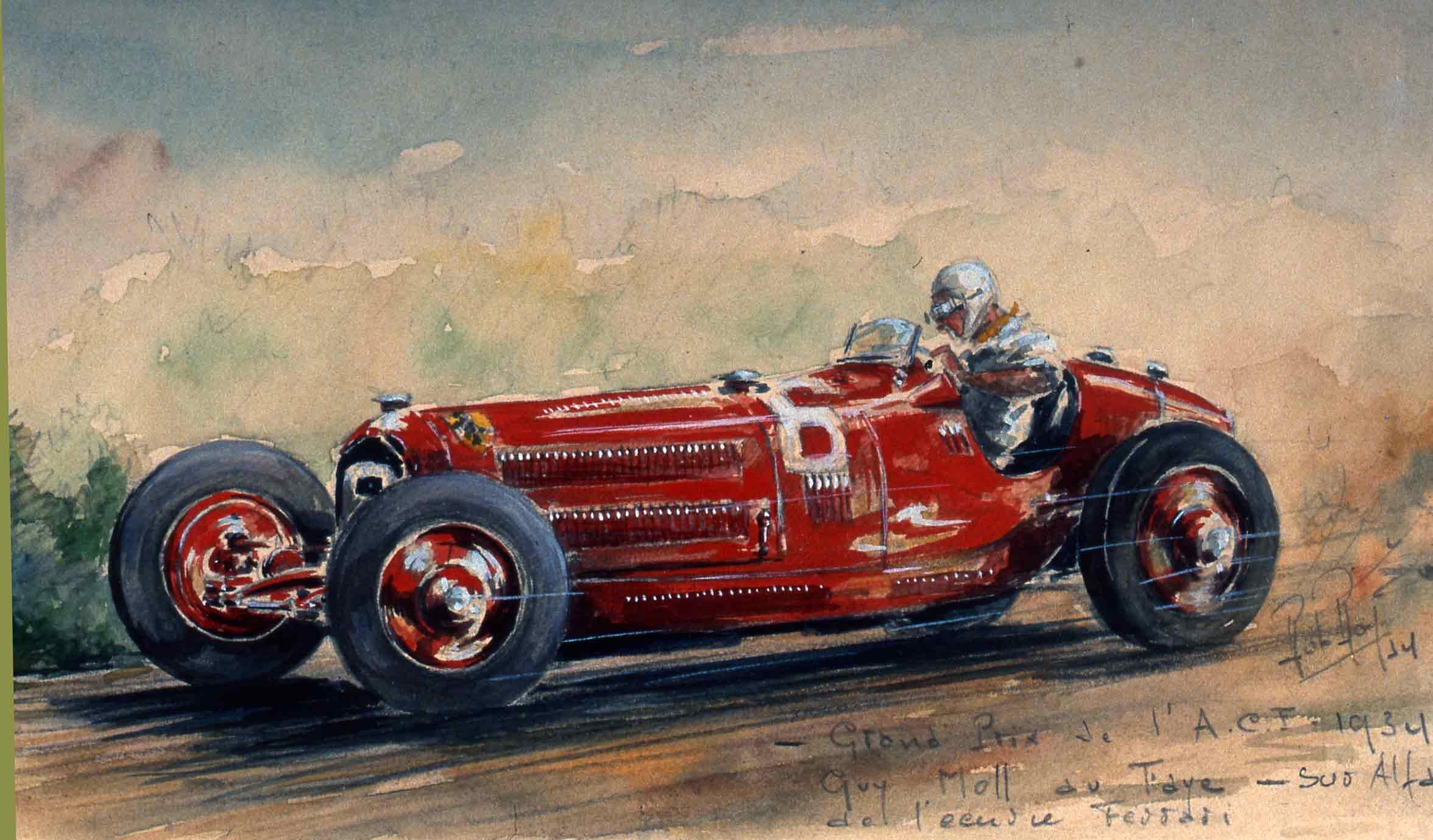 Grand Prix ACF 1934