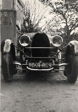 La Bugatti de Rob Roy Angers 1935