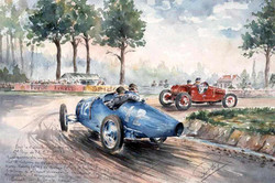 Grand Prix de l 'ACF 1922 Strasbourg