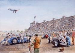 ACF 1934 preparation départ