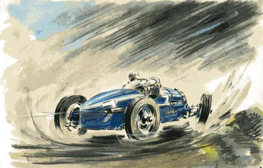 GP d'Espagne 1927 Benoist