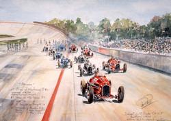 Grand Prix ACF1934 Depart