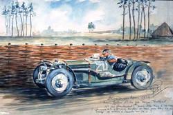 Le Mans 1934 Aston Martin