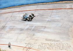 Les records du monde à Montlhery