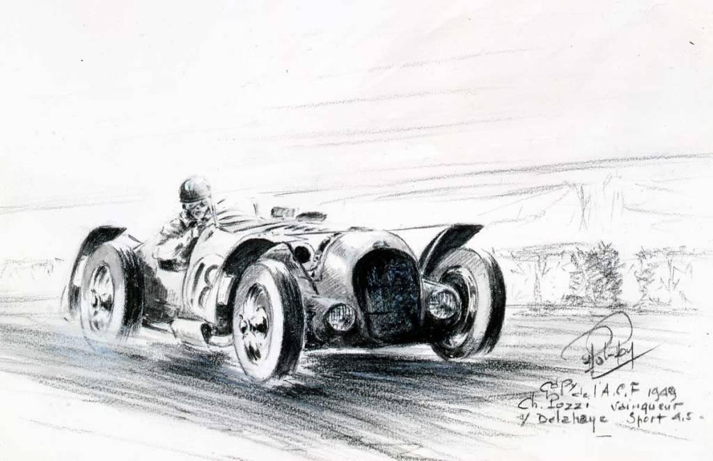 Grand Prix de l 'ACF 1949 St Gaudens