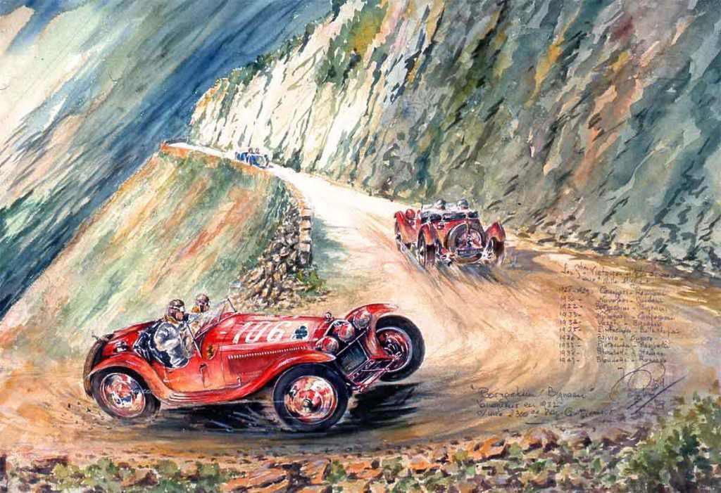 Alfa Roméo Mille Mille