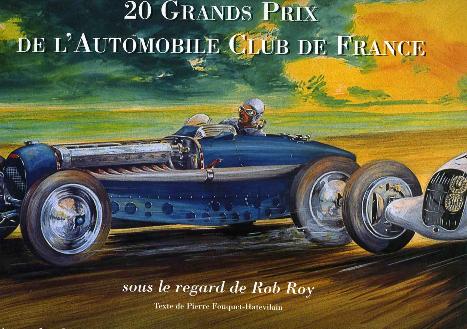 20 Grands Prix de l'ACF
