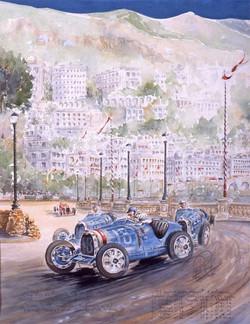 Monaco 1930 Chiron