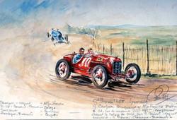 Grand Prix de l'ACF 1924 Lyon