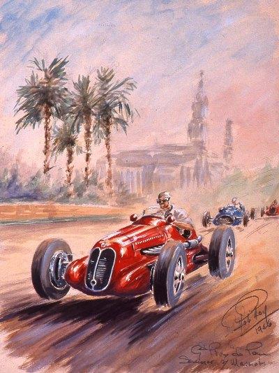 Grand Prix de Pau Sommer