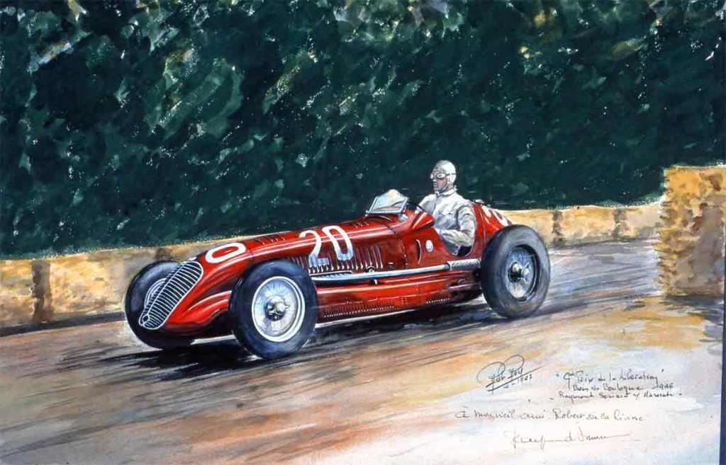 Maserati Sommer 1946