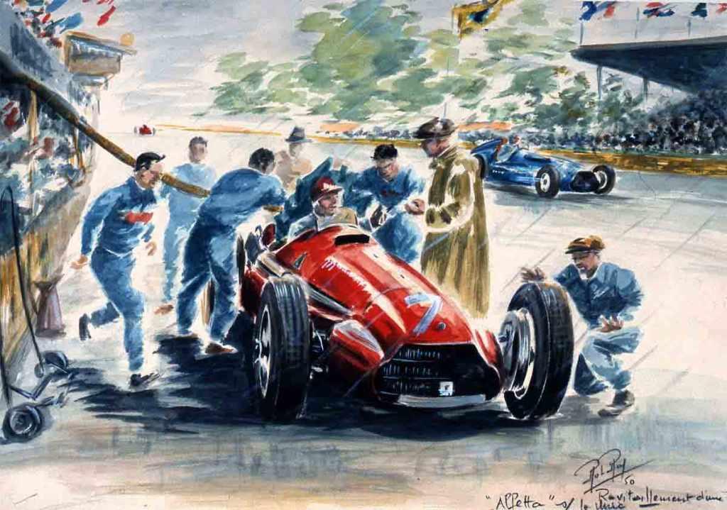 Alfa Roméo 1950
