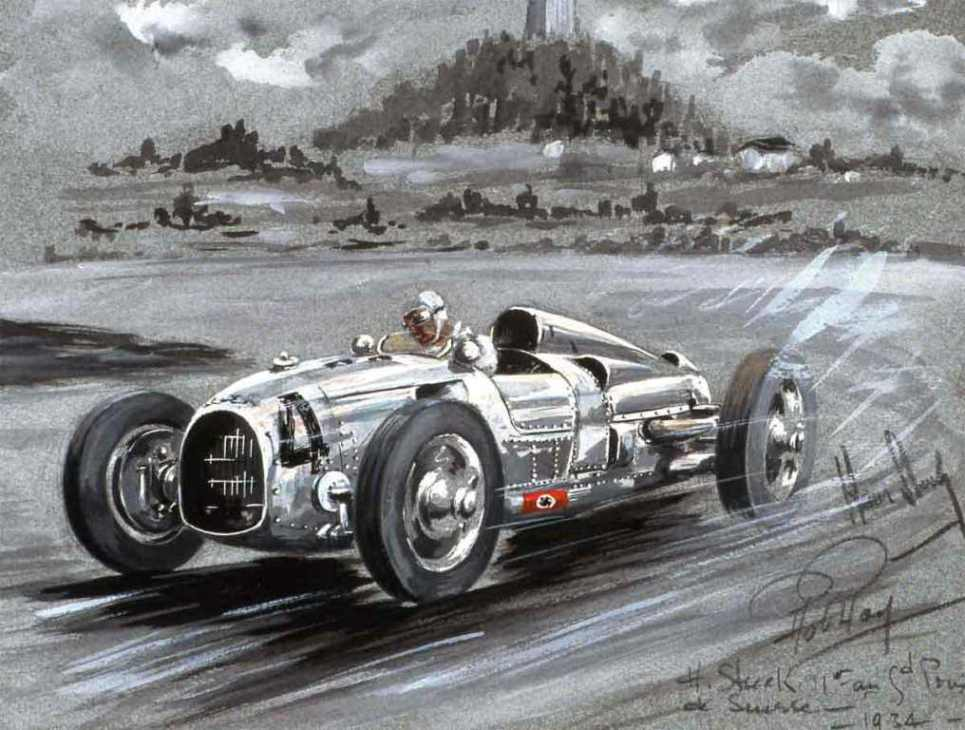 Grand Prix de Suisse Hans Stuck
