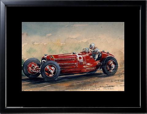 ACF1934 Guy Moll Alfa  Black Frame
