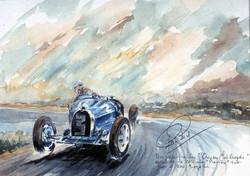 Cote de Preston Bugatti
