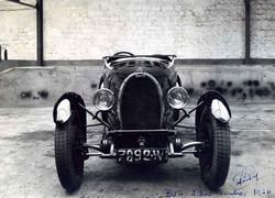 La Bugatti de Rob Roy
