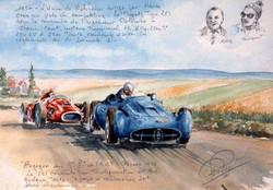 Grand Prix de l 'ACF 1956 Reims