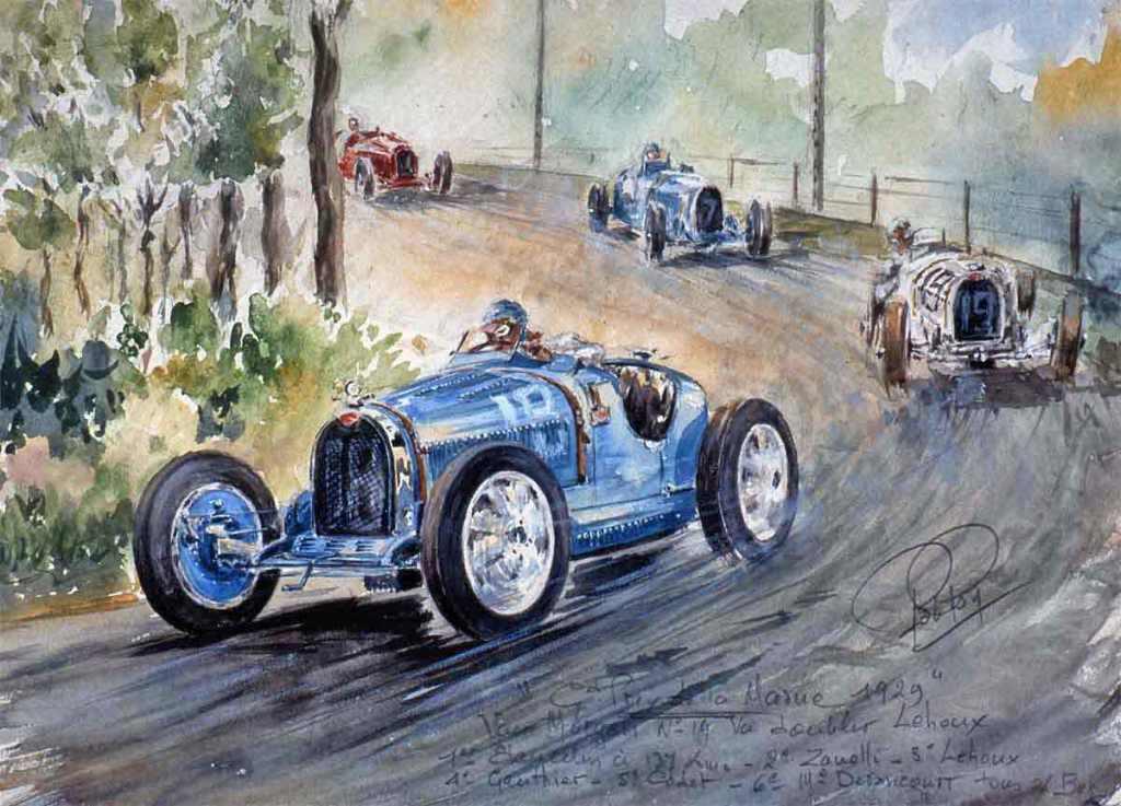 GP de la Marne 1929