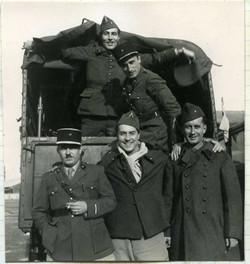 En 1939 avec Pills et Merlin