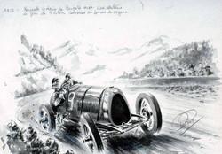 Bugatti Cigale 1912