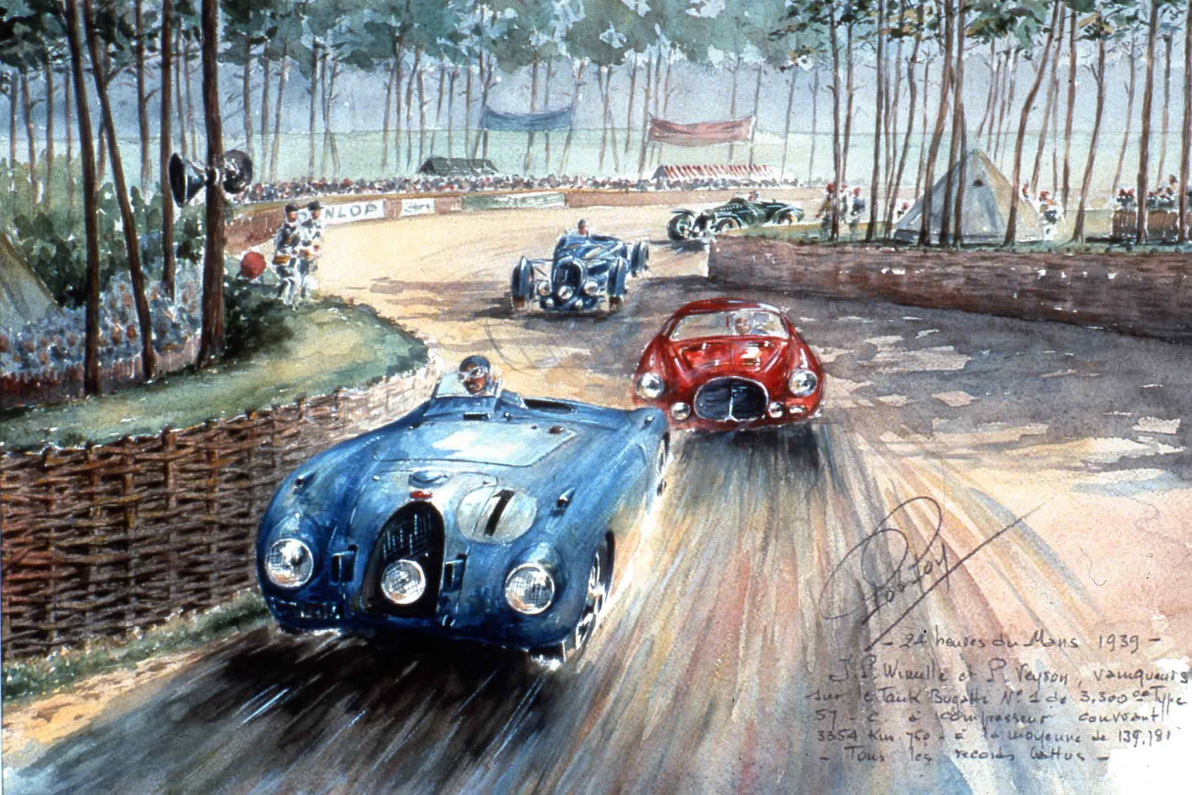 Le Mans 1939