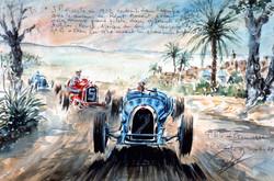 Grand Prix d'Oran en 1932