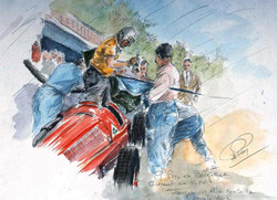 Grand Prix de Spa Fangio