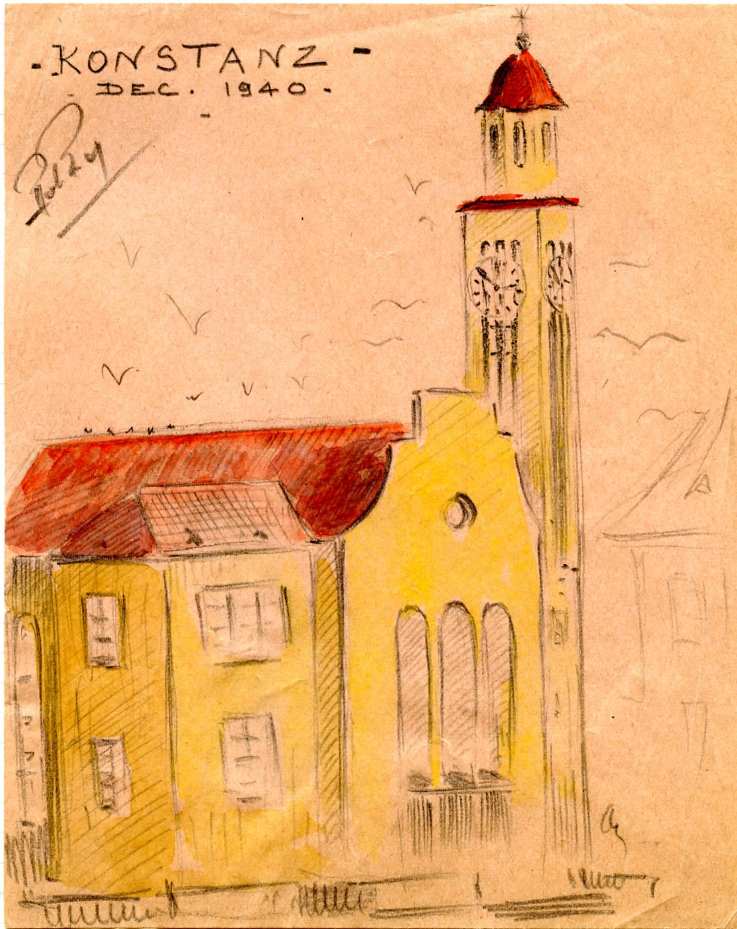 RR guerre Eglise  Konstanz294